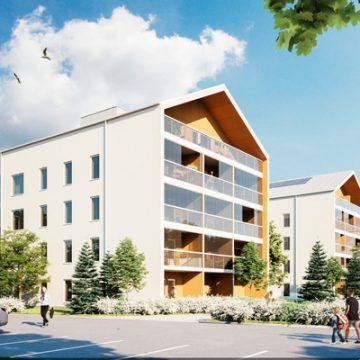 As Oy Vantaan Mesiheikki, Mesikukantie 10, Koivuhaka, Tikkurila, Viertola, Vantaa