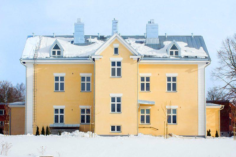 As Oy Siltamäen Helmi, Helsinki