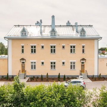 As Oy Siltamäen Helmi, Pallomäentie 4, Siltamäki, Helsinki