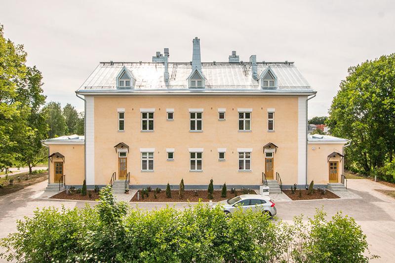 As. Oy Siltamäen Helmi, Helsinki