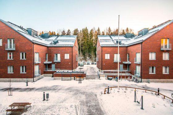 As Oy Espoon Fortuna, Reviisorinkatu 8, Espoon keskus, Espoo